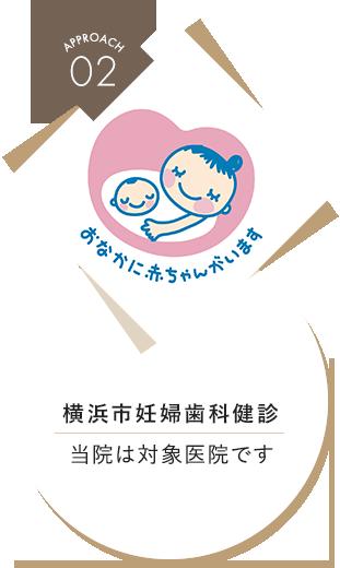 横浜市妊婦歯科健診